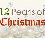 12 Pearls of Christmas (day 12)