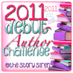 Debut Author Challenge 2011 I am in