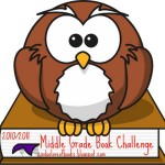 (March) Middle Grade Book Challenge