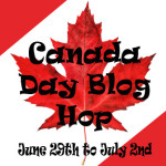 Canada Day Blog Hop Give Away