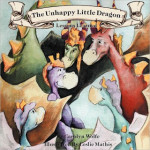 (Tour & Guest Post) Carolyn Wolfe author of The Unhappy Little Dragon