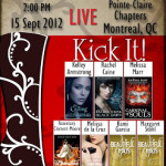 (Recap) Smart Chicks Kick It! Tour comes to Montreal