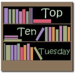 Top Ten Tuesday Meme/ Books I hope Santa Brings Me…..