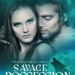 Cover Reveal/ Savage Possession