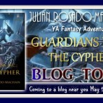 Book Spotlight/ Guardians Inc The Cypher