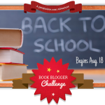 Book Blogger Challenge/ Back to School Day 1