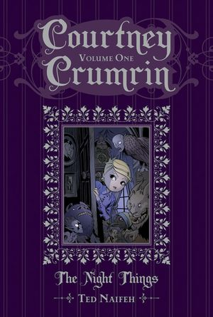 Review/ Courtney Crumrin The Night Things Vol 1