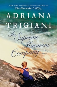 Review & Blog Tour/ The Supreme Macaroni Company