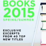 Review/ Buzz Books 2015 Spring/Summer Edition