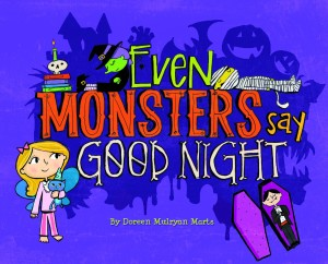 Review/ Even Monsters Say Good Night
