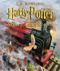 Book Spotlight/ Harry Potter and the Sorcerer's Stone