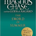 Book Spotlight/ Magnus Chase and the Gods of Asgard