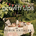#SRC2015 Book Spotlight/ The Grown Ups
