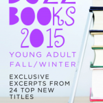 Book Spotlight/ Buzz Books 2015 Young Adult Fall/Winter