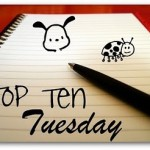 Meme/ Top Ten Tuesday -Ten Recently Acquired Books
