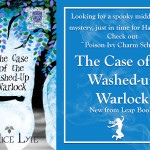 Book Blitz/ The Case of the Washed-up Warlock