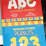 Review & Blog Tour/ Peanuts ABC & Peanuts 123