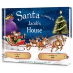 Blog Tour, Review & Giveaway/ Put Me In The Story's Holiday Personalized Book