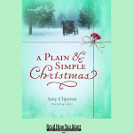 Review/ A Plain & Simple Christmas by Amy Clipston