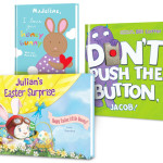 Book Spotlight, Review & Giveaway/ Hop Into Easter! Personalized Books For Every Basket