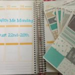 Plan With Me Monday August 22nd – 28th