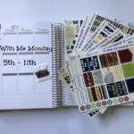Plan With Me Monday September 5th to 11th