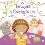 Blog Tour/ The Queen is Coming to Tea