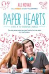 Review/ Paper Hearts by Ali Novak